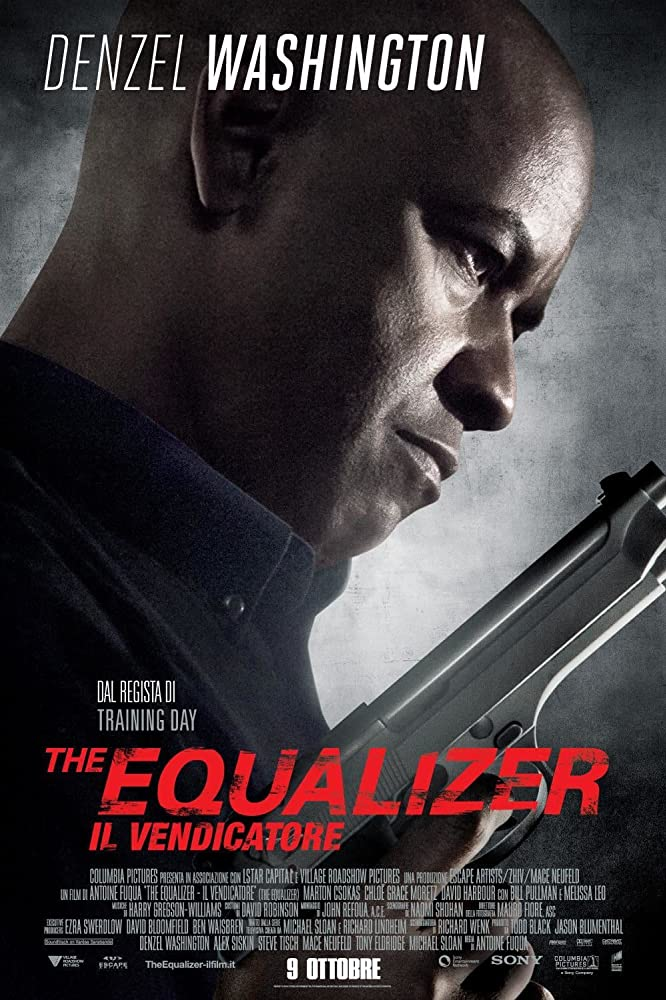 The Equalizer (2014) Subtitle Indonesia