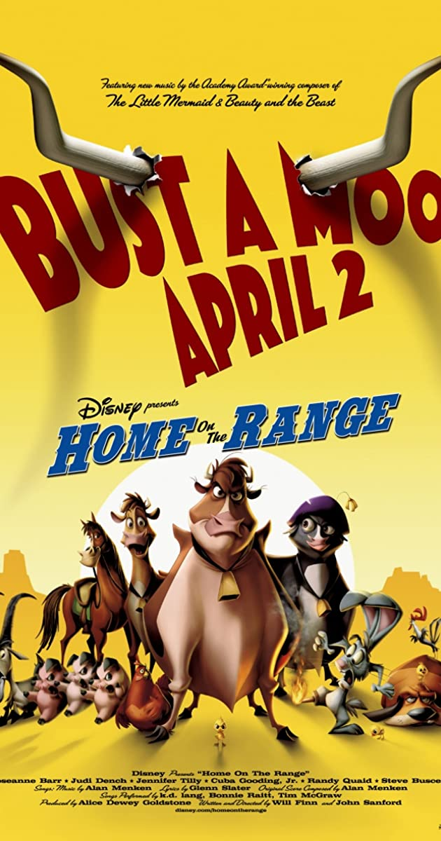 Home on the Range (2004) - IMDb