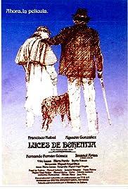 Luces de bohemia Poster