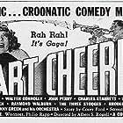 Jimmy Durante and Gertrude Niesen in Start Cheering (1938)