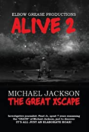 ALIVE 2 Michael Jackson the Great Xscape Poster