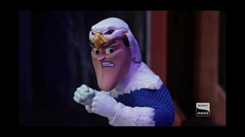 """What will become of the League of Freedom? Find out when new episodes of """"SuperMansion"""" return to Sony Crackle on October 4."""
