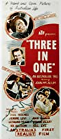 Three in One (1957) Poster
