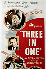 Three in One Poster