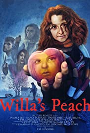 Willa's Peach Poster