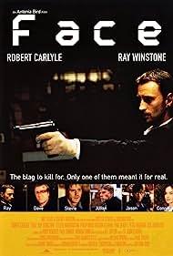 Robert Carlyle, Damon Albarn, Phil Davis, Lena Headey, Steven Waddington, and Ray Winstone in Face (1997)