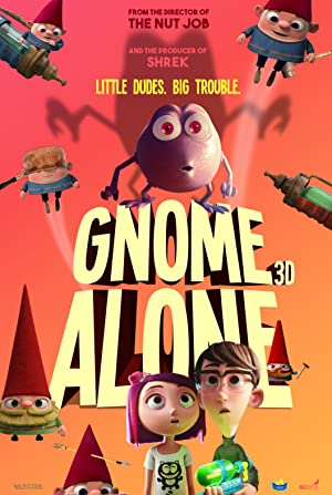 watch Gnome Alone full movie 720