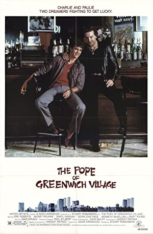 Where to stream The Pope of Greenwich Village