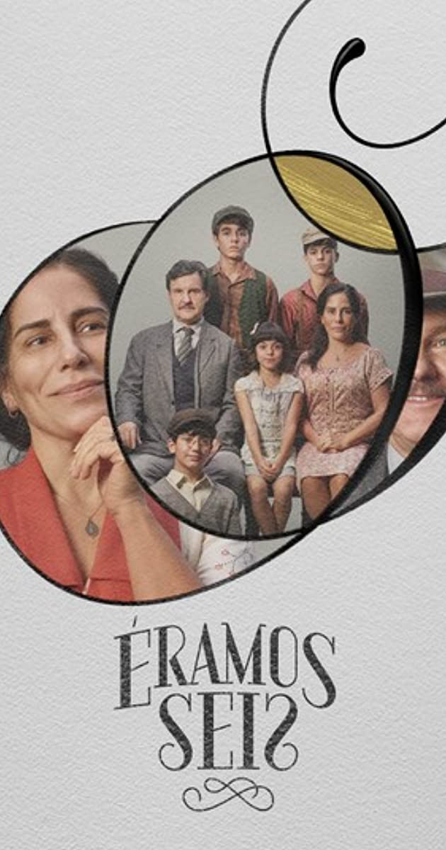 Download Éramos Seis or watch streaming online complete episodes of  Season 1 in HD 720p 1080p using torrent