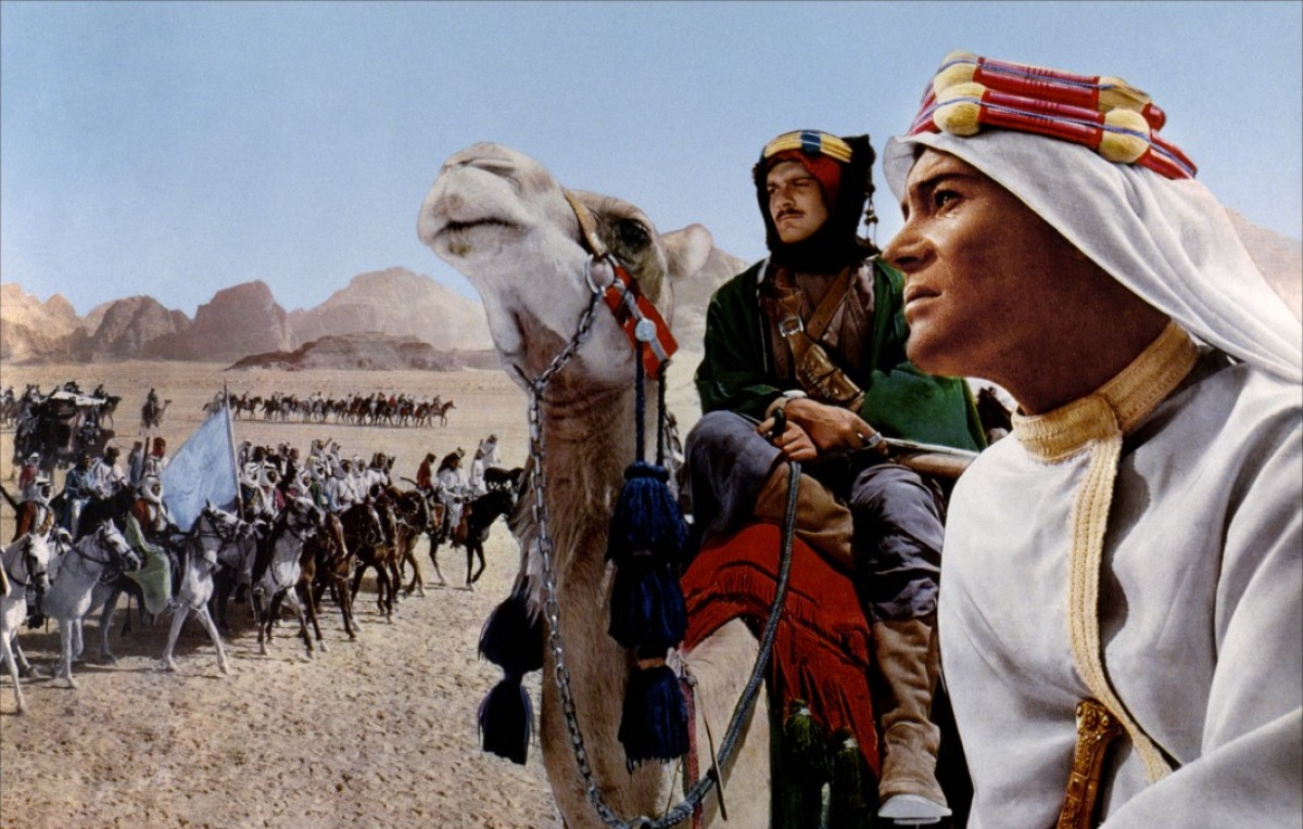War Movie : Lawrence of Arabia (1962)