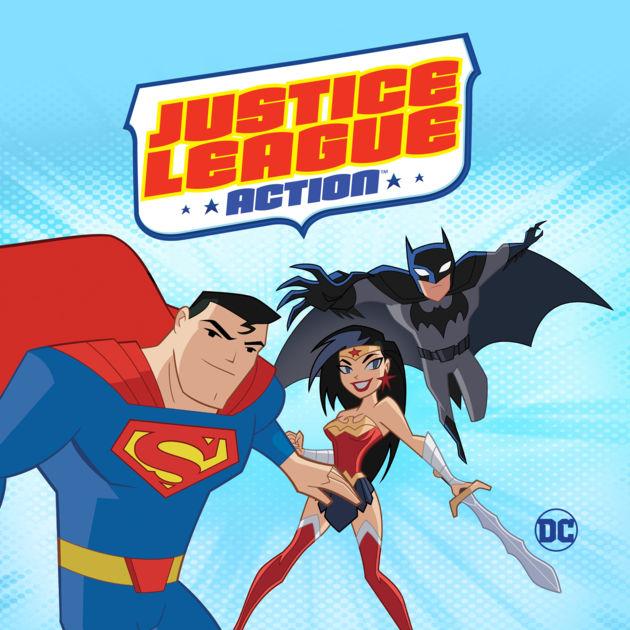 Justice League Action Shorts (2017)