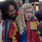 Fasitua Amosa, John Tui, Bradley Constant, and Lexie Duncan in Young Rock (2021)