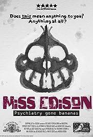 Miss Edison Poster
