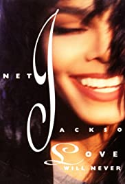 Janet Jackson: Love Will Never Do (Without You) Poster