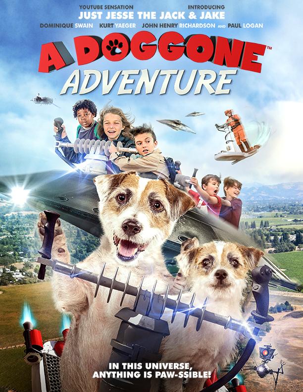 A Doggone Adventure 2018 English 250MB WEBRip Download