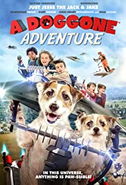 A Doggone Adventure Poster