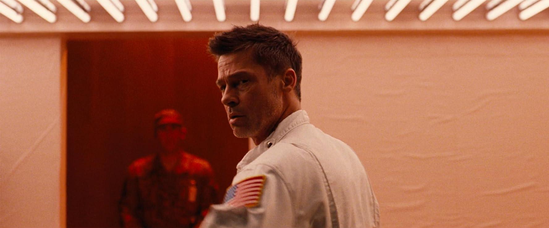 Brad Pitt in Ad Astra (2019)