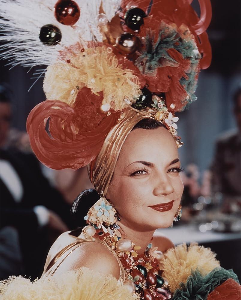 Carmen Miranda in That Night in Rio (1941)