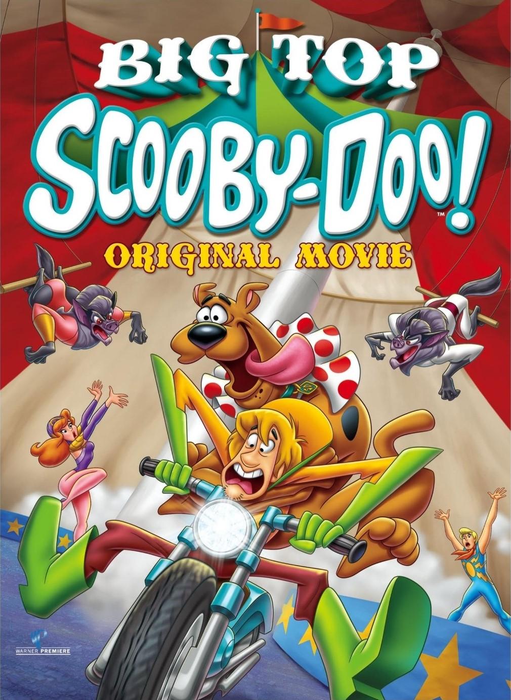 SKŪBIS DŪ. CIRKO PALAPINĖ (2012) / Big Top Scooby-Doo!