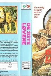 The Last Lion Poster