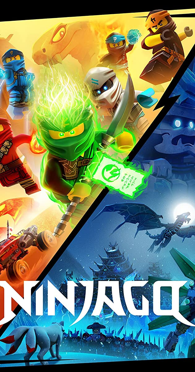 Download Ninjago or watch streaming online complete episodes of  Season2 in HD 720p 1080p using torrent