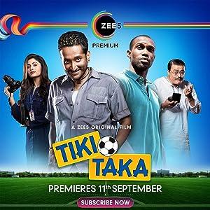 دانلود زیرنویس فارسی فیلم Tiki Taka 2020