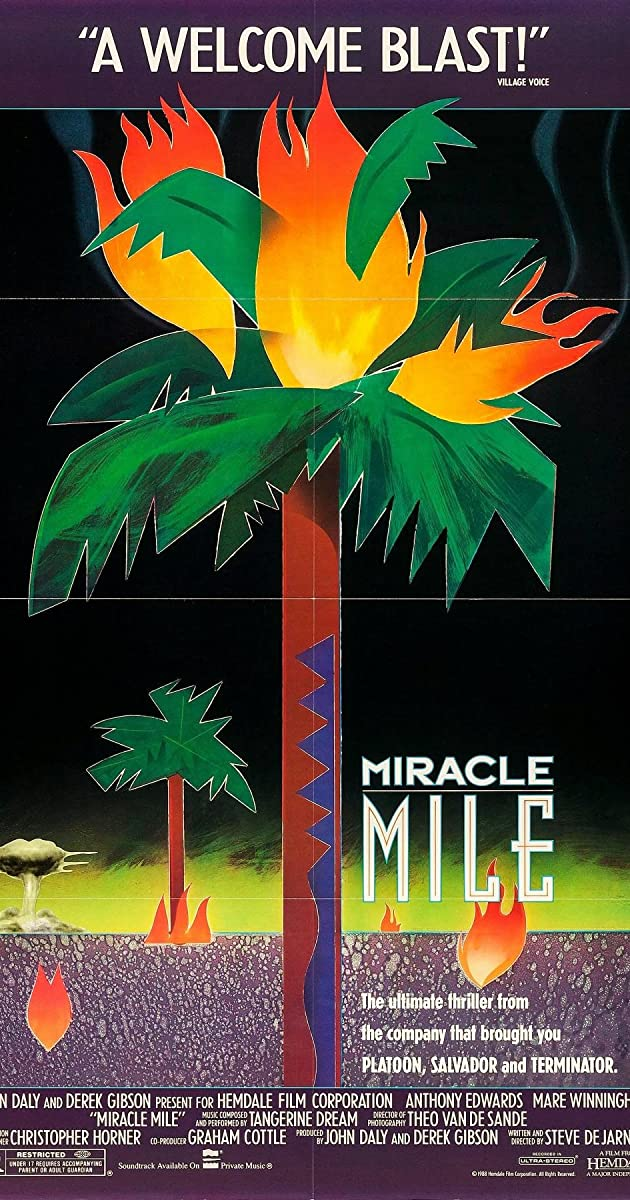 Subtitle of Miracle Mile