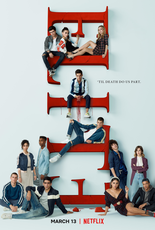 Elite (2018–) English Netflix WEB-DL - 720P - x264 - 5.3GB - Download & Watch Online  Movie Poster - mlsbd