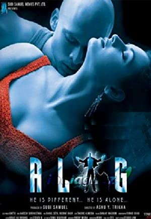 Download Alag: He Is Different.... He Is Alone... (2006) Hindi Movie 720p | 480p WebRip 1GB | 300MB