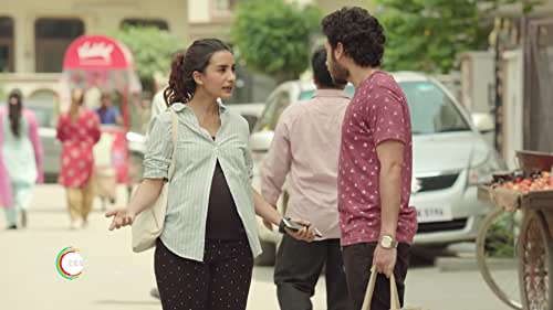 It encompasses the journey of a surrogate mother, played by Patralekhaa, and her dynamic relationship with people around her.