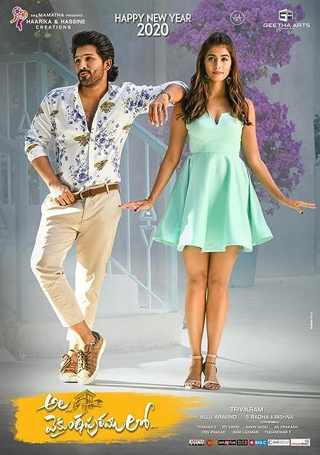 Ala Vaikunthapurramuloo (2020) Hindi Dubbed Full Movie 480p, 720p Download
