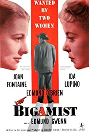 The Bigamist (1953) Poster - Movie Forum, Cast, Reviews