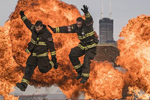Chicago Fire 6×11 – Ley de la jungla