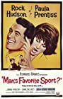 Man's Favorite Sport? (1964) Poster