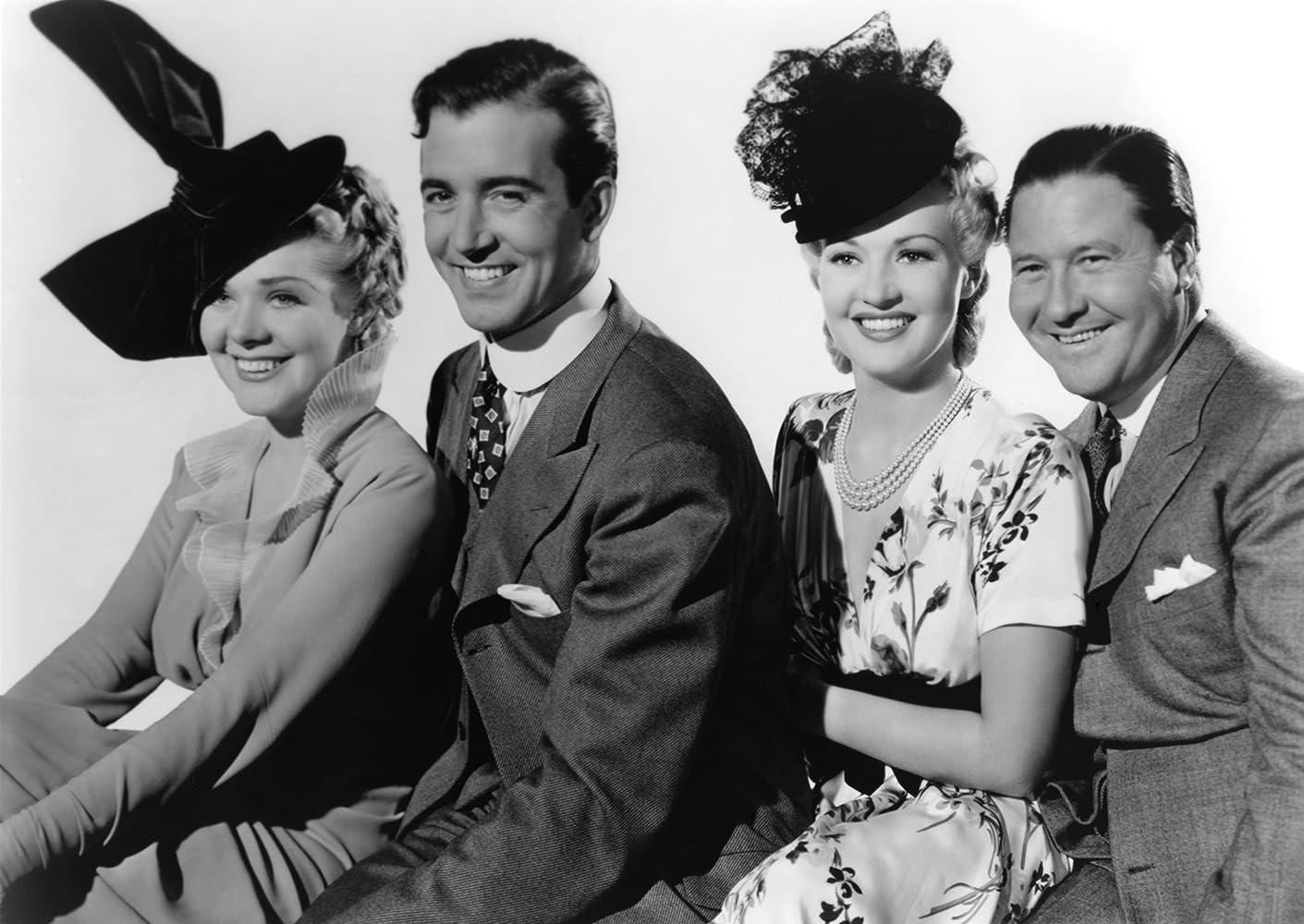 Tin Pan Alley (1940) Drama, Musical, Romance