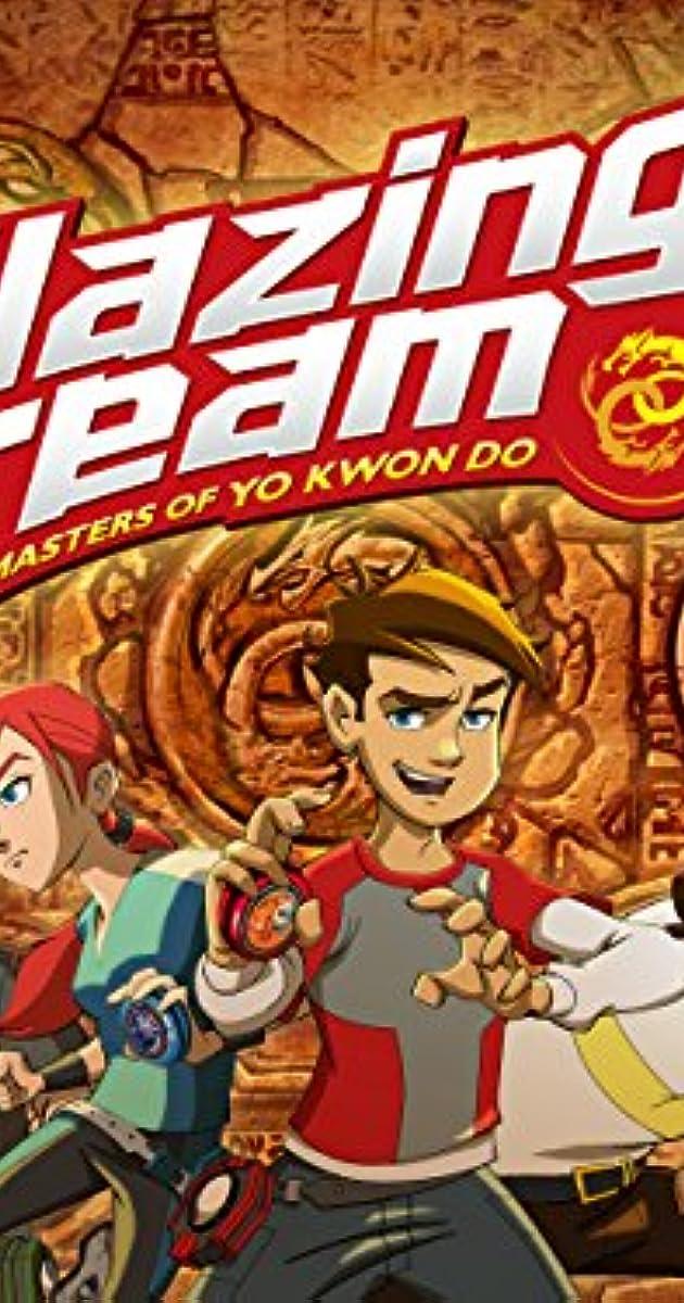 blazing team masters of yo kwon do tv series 2015 imdb