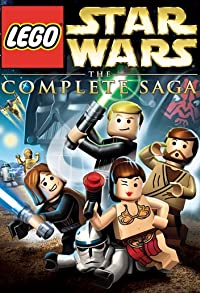 Primary photo for Lego Star Wars: The Complete Saga