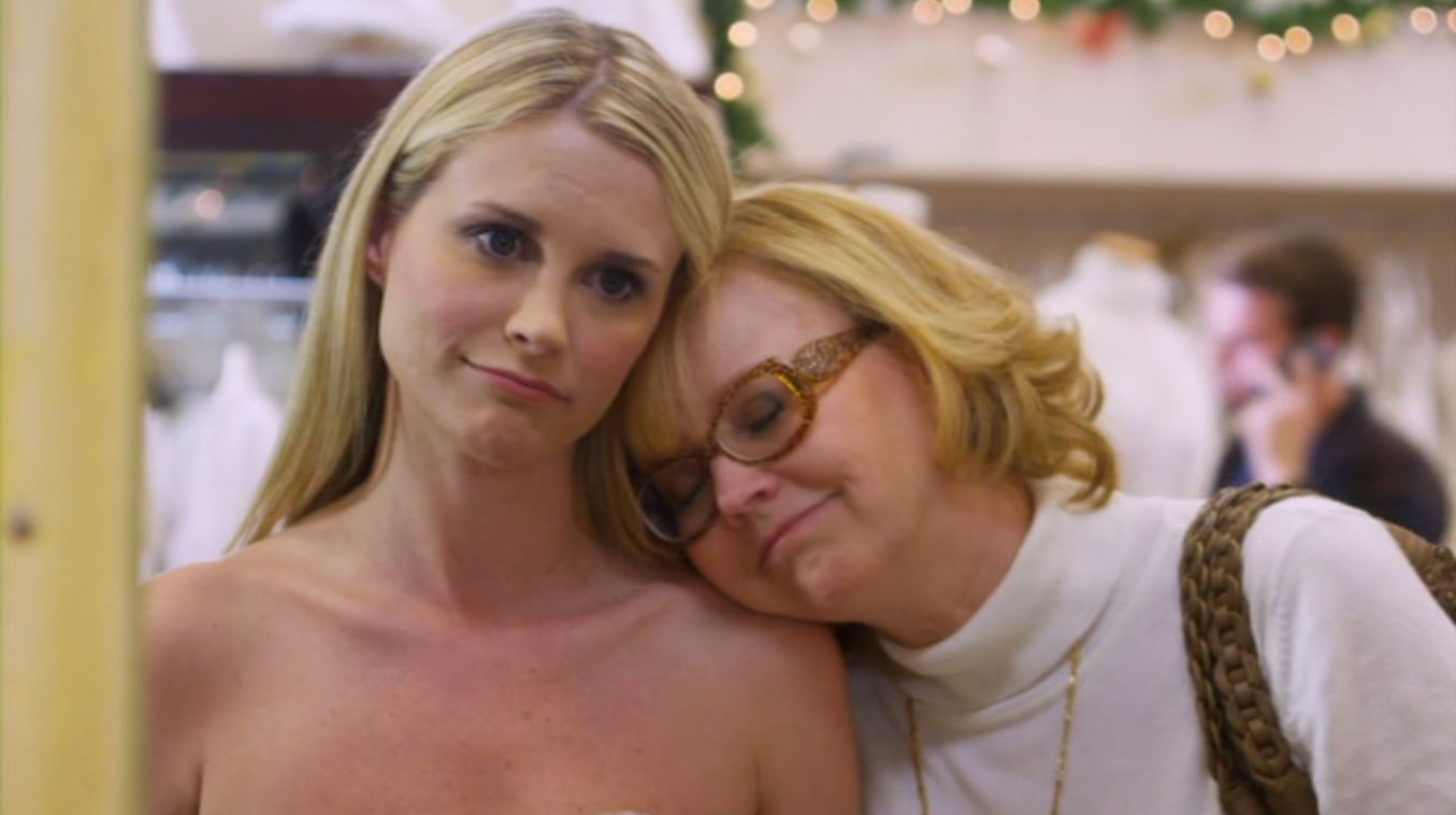 Shelley Long and Bonnie Somerville in Holiday Engagement (2011)