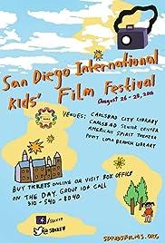 The San Diego International Kids' Film Festival in 2016 Poster