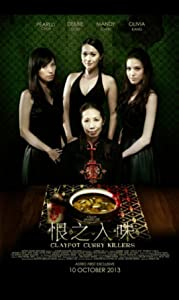 Movie trailers mpeg download Claypot Curry Killers [1280x720]