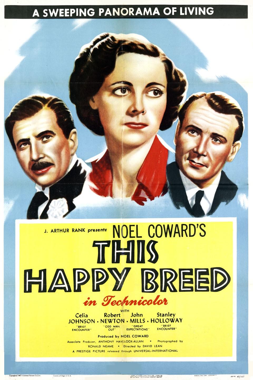 This Happy Breed (1944) - IMDb