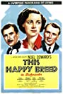 This Happy Breed (1944) Poster