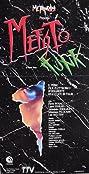 Mefisto funk (1986) Poster