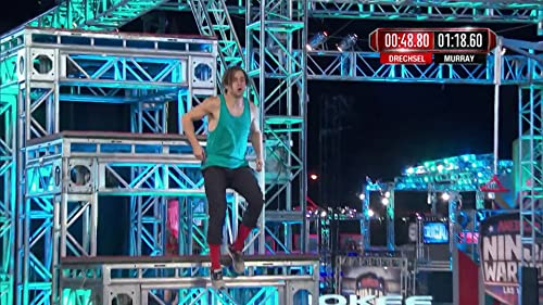 American Ninja Warrior: Las Vegas Finals Night 2