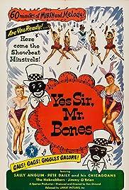 Yes Sir, Mr. Bones Poster