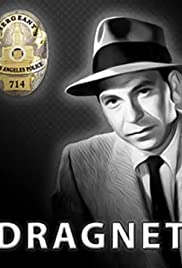 Dragnet: The Big False Move/The Bob Hope Show with Guest Star Jack Webb Poster