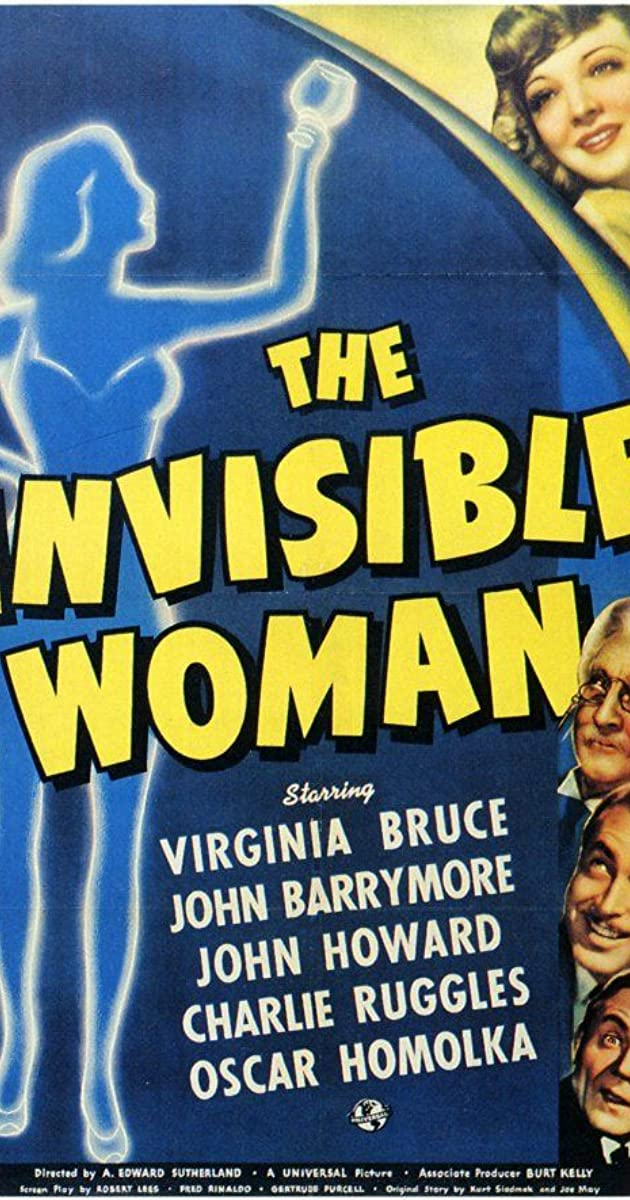 Subtitle of The Invisible Woman