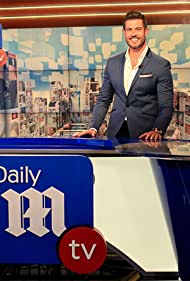 Jesse Palmer in Daily Mail TV (2017)
