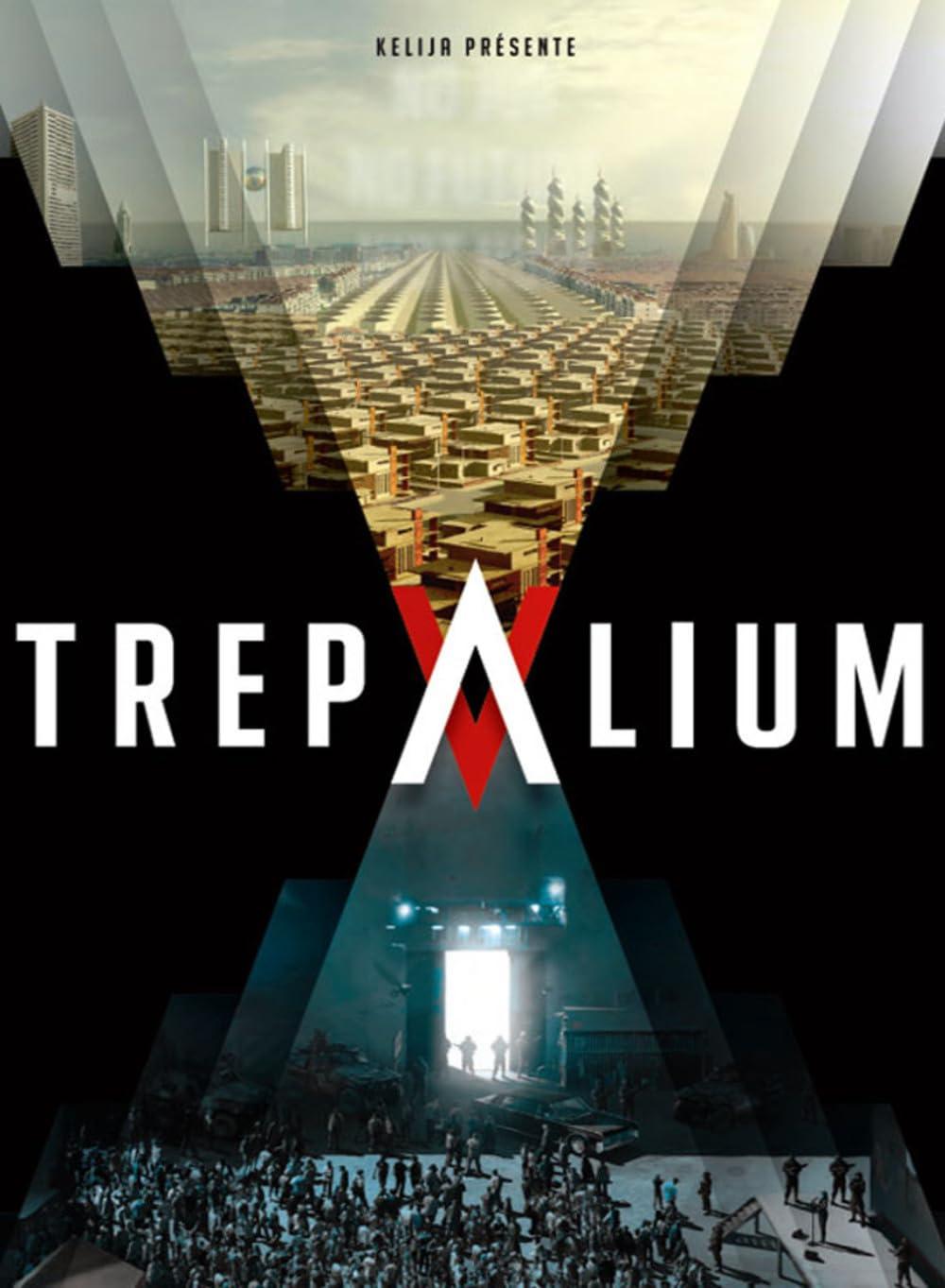 Trepalium (2016) S01 Webserise  Hindi