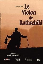 Le violon de Rothschild Poster